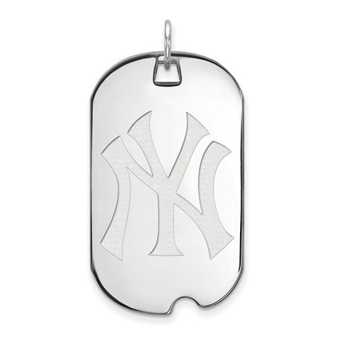 New York Yankees Large Dog Tag