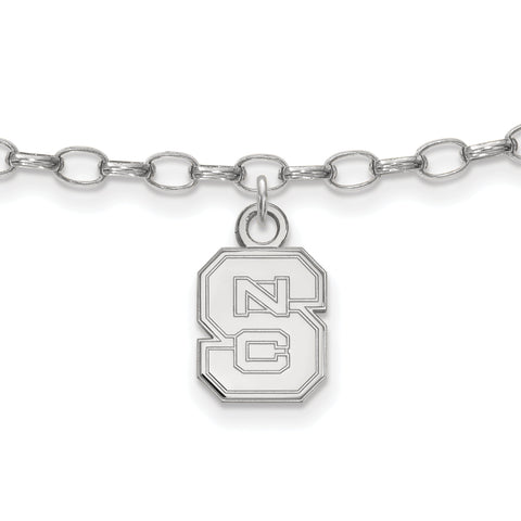 NC State Wolfpack Anklet
