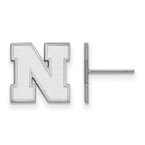 Nebraska Cornhuskers Small Earring Post
