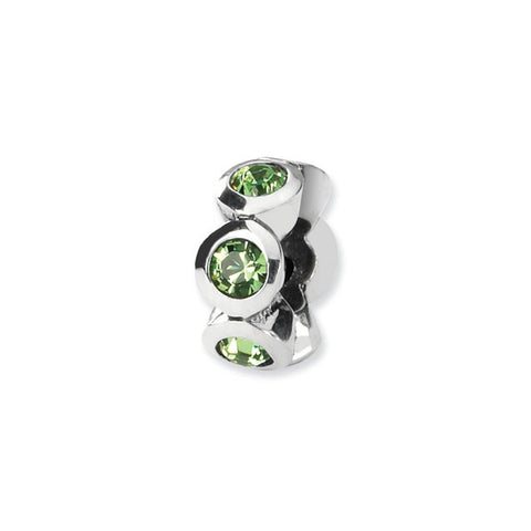 August Swarovski 6-Stone Bead