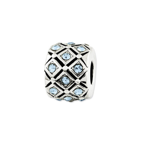 March Swarovski Crystal Bead