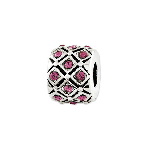 October Swarovski Crystal Bead
