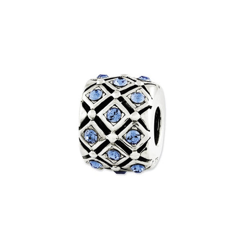 September Swarovski Crystal Bead