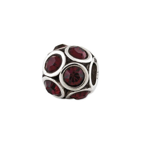 June Swarovski Birthstone Bead