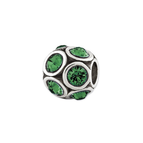 May Swarovski Birthstone Bead
