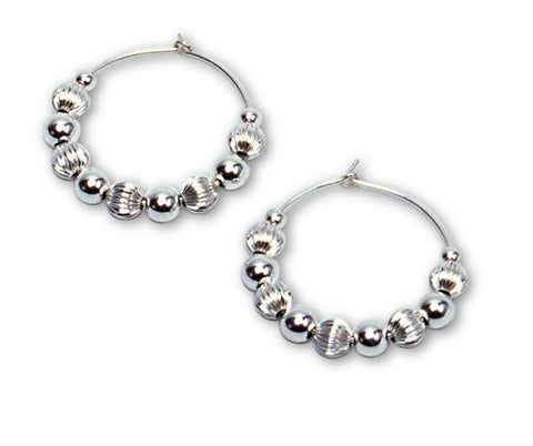 Silver Collection I Earrings