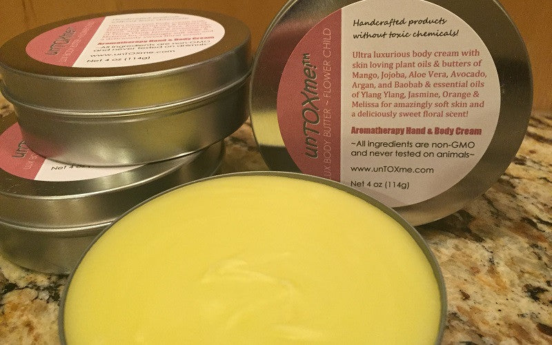 Lux Body Butter