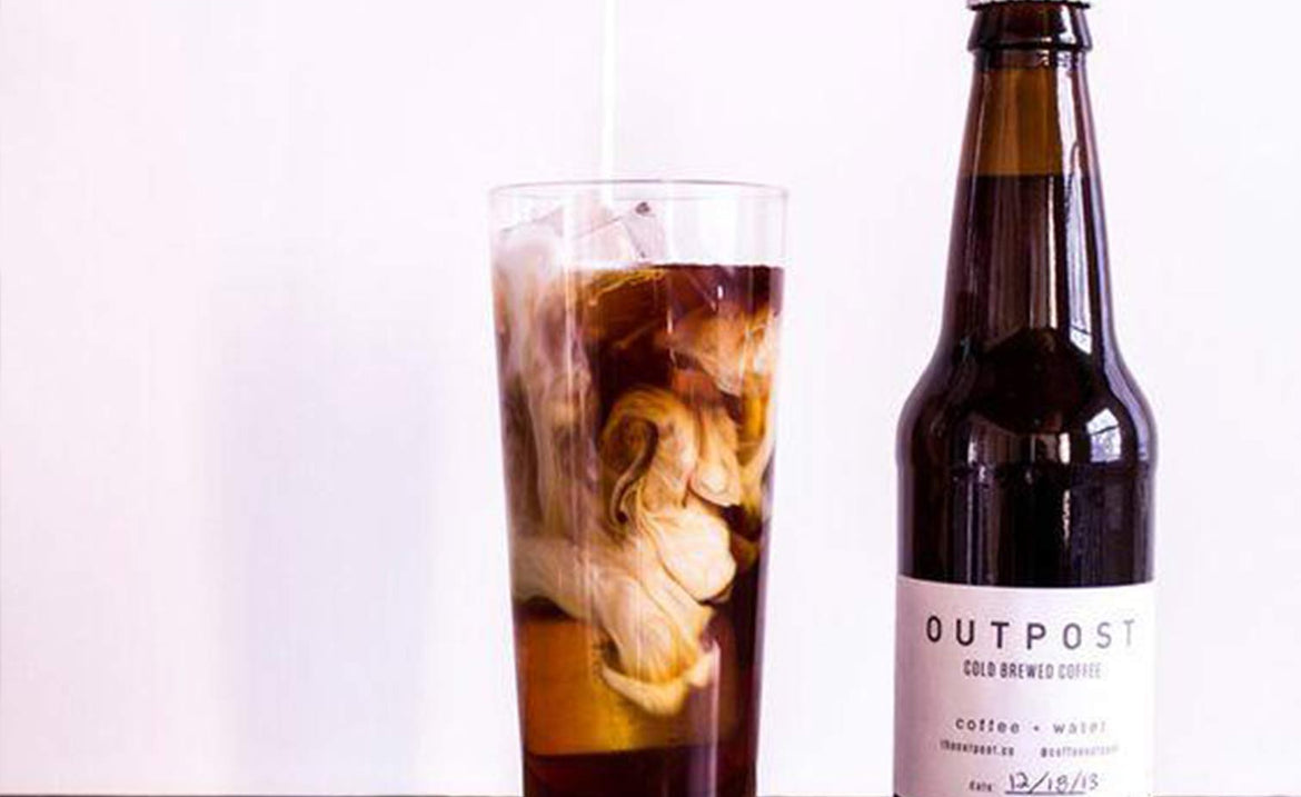 Outpost Cold Brew Coffee