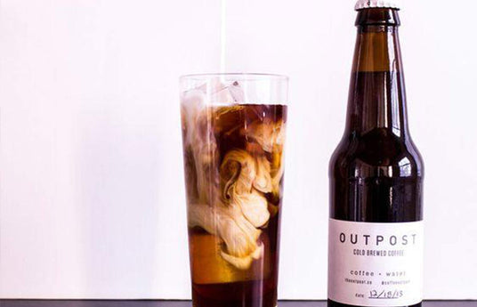 Outpost Cold Brew Coffee – A Brew Above The Rest