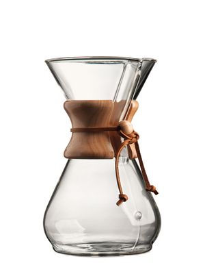 Chemex 8-Cup Classic Series Glass Coffeemaker