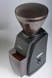 White and Black Encore Coffee Grinder