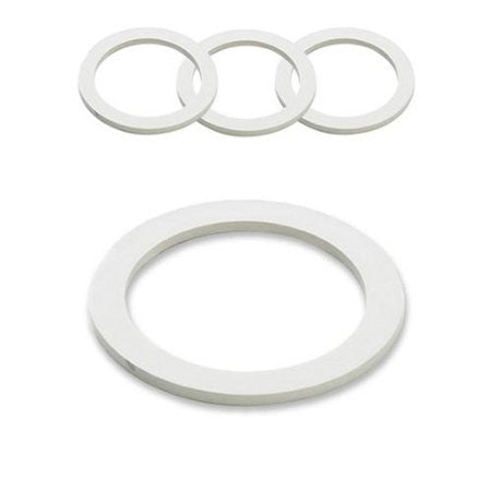 Bialetti Replacement Gaskets for 3 Cup