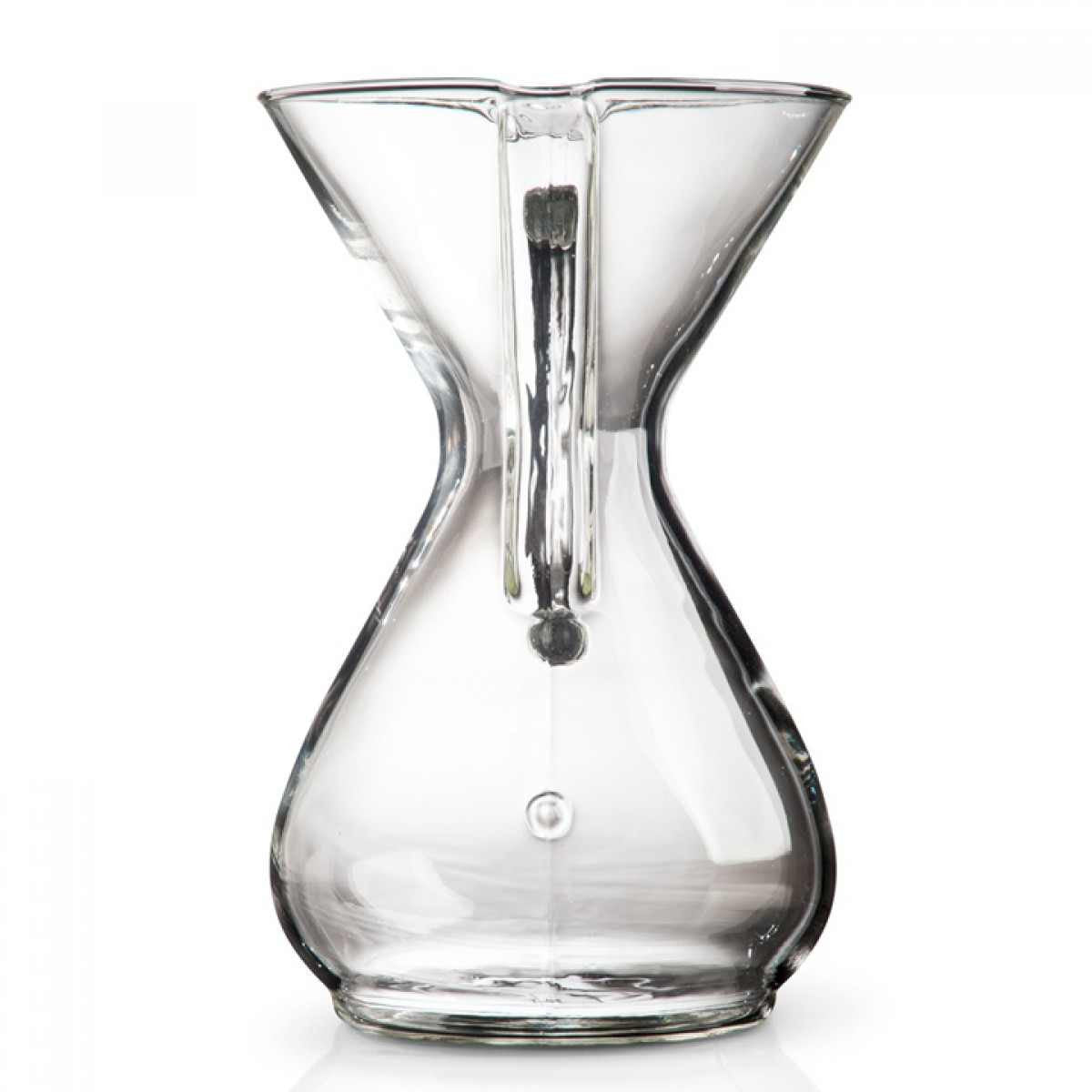 Chemex 6-Cup Glass Handle Series Coffeemaker