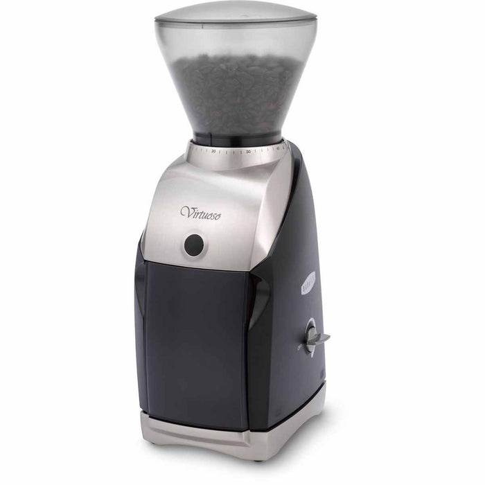 Baratza Virtuoso+ - Conical Burr Grinder Grinder with Digital Timer Display