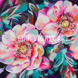 Wild Bloom - Sian Storey Art