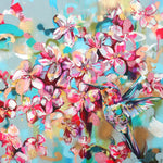 Hanami in Bloom - Sian Storey Art