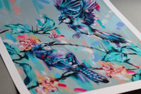 Each New Day - Gallery Print - Sian Storey Art