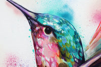 3 for 2 on 8x8 inch Hummingbird Canvas Prints - Sian Storey Art