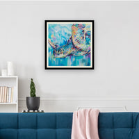 Into the Blue - Gallery Print - Sian Storey Art