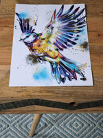 Loyal - Signed A3 print - Sian Storey Art