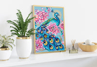 Flourish - signed print - available in A3 or A2