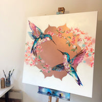 Endless Summer - Sian Storey Art