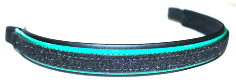 BROWBAND WITH GLITTER