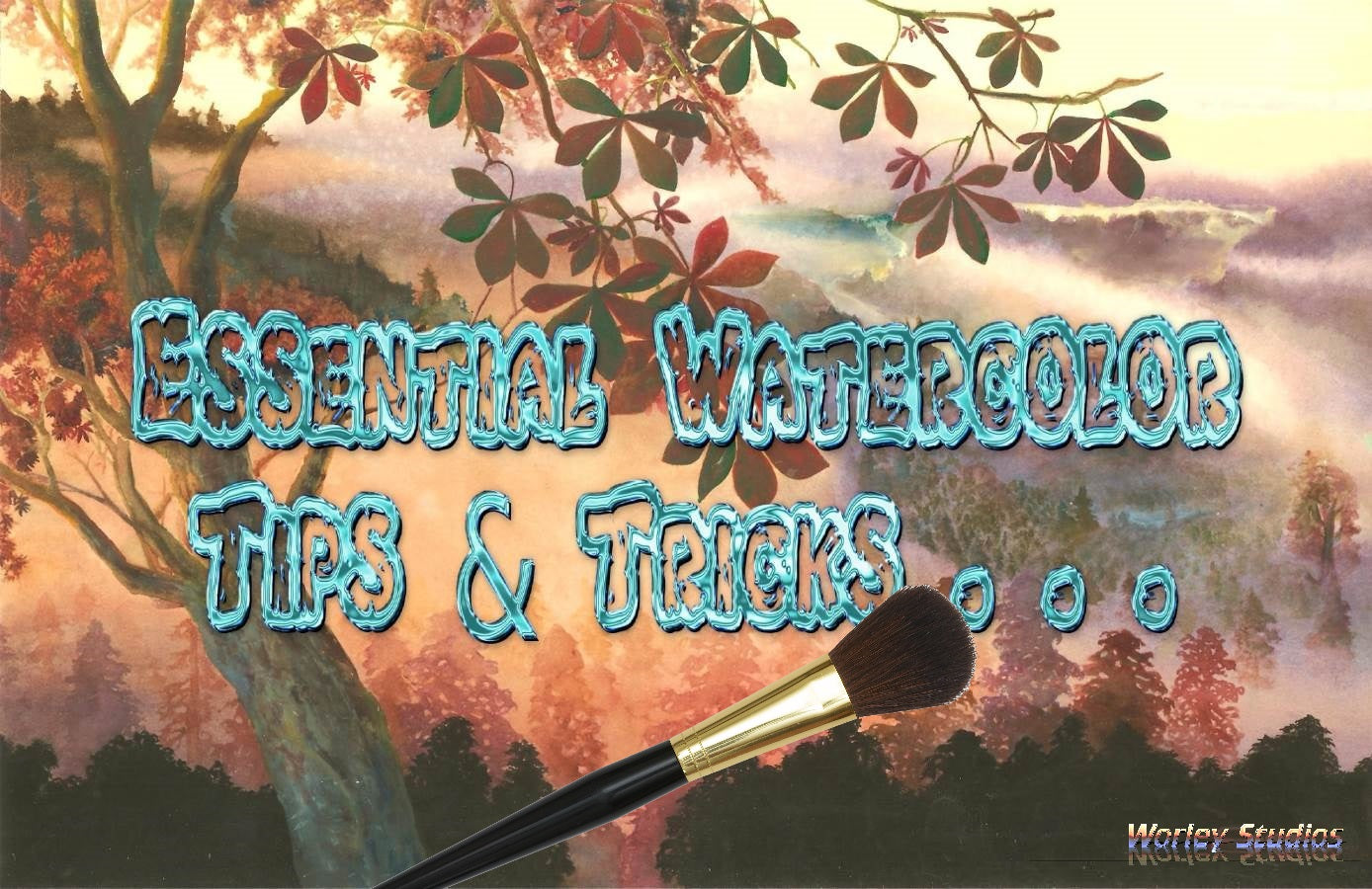 13 Essential Watercolor Tips & Tricks to Help You Paint Even better...