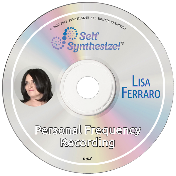 Personalized Lifetime Frequency CD Image
