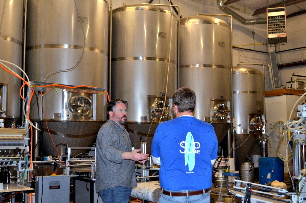 Ten years later, Alewerks Brewing Company focuses on the future