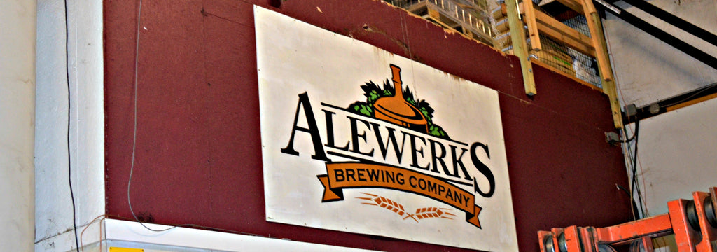 AleWerks Beer Williamsburg Virginia