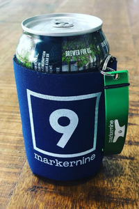 Coozie and Bottle Opener Combo Pack