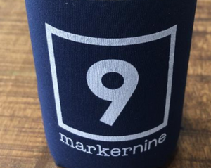 Marker Nine Classic Channel Marker Can Coozies
