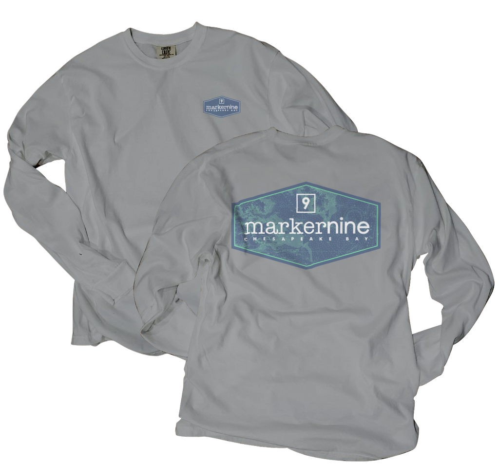 Chesapeake Bay Long Sleeve T-Shirt