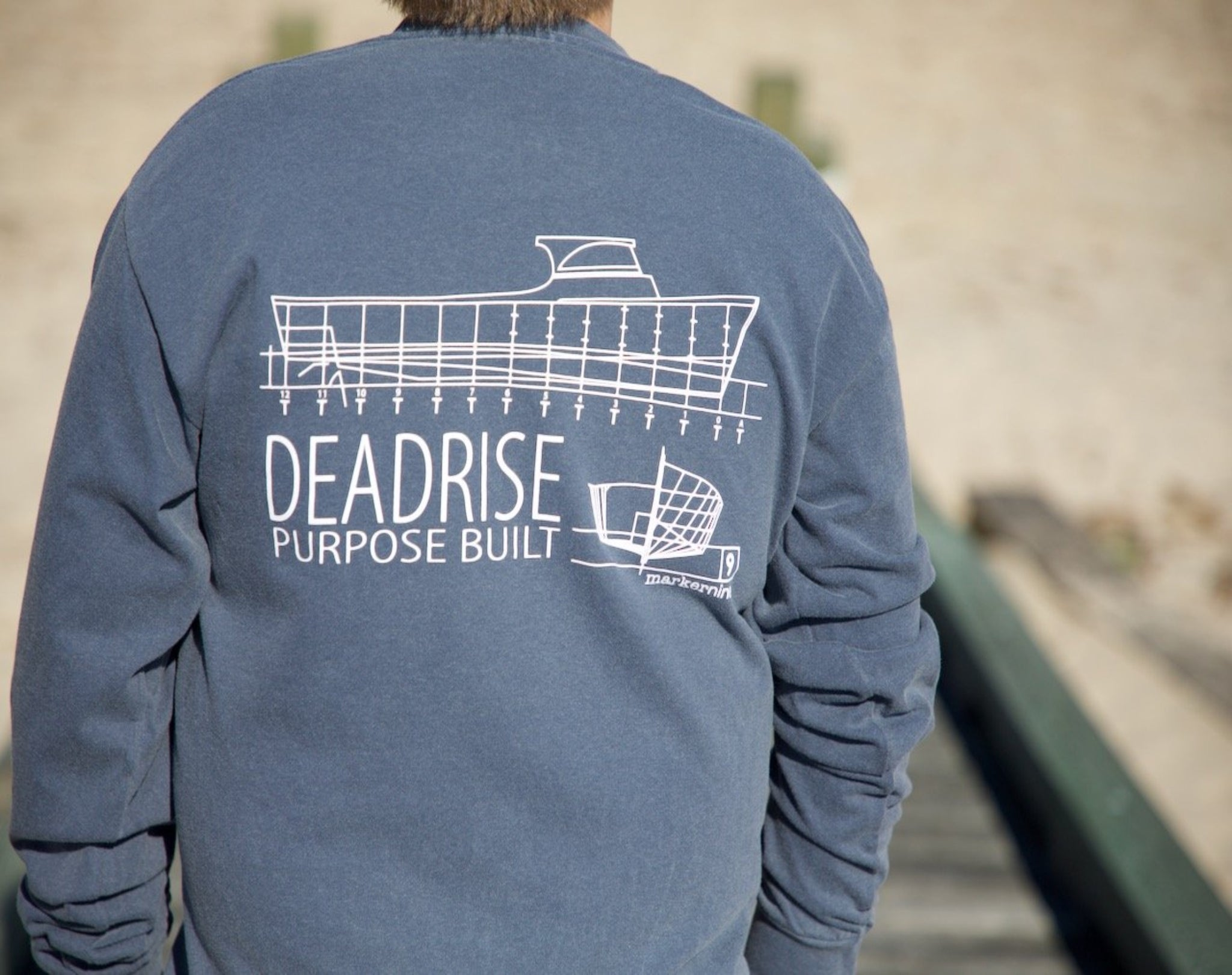 Deadrise Long Sleeve T-Shirt