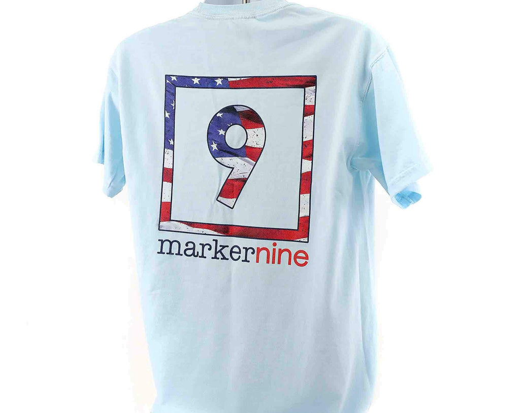 Star Spangled Short Sleeve T- Shirt