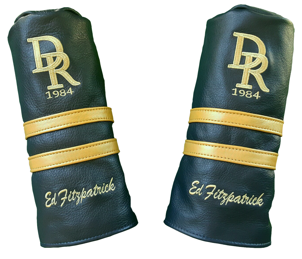 Leather Barrel Headcovers