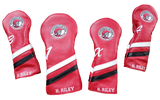 Leather Retro Headcovers