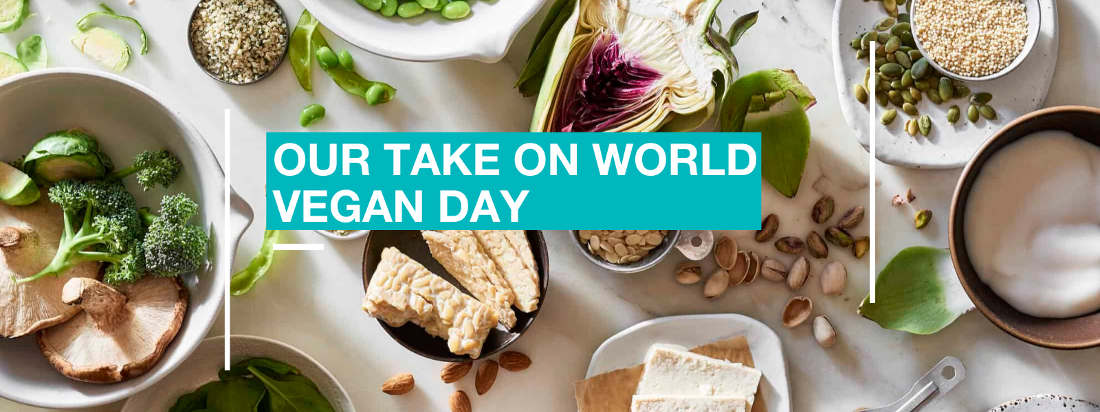 Our take on World Vegan Day