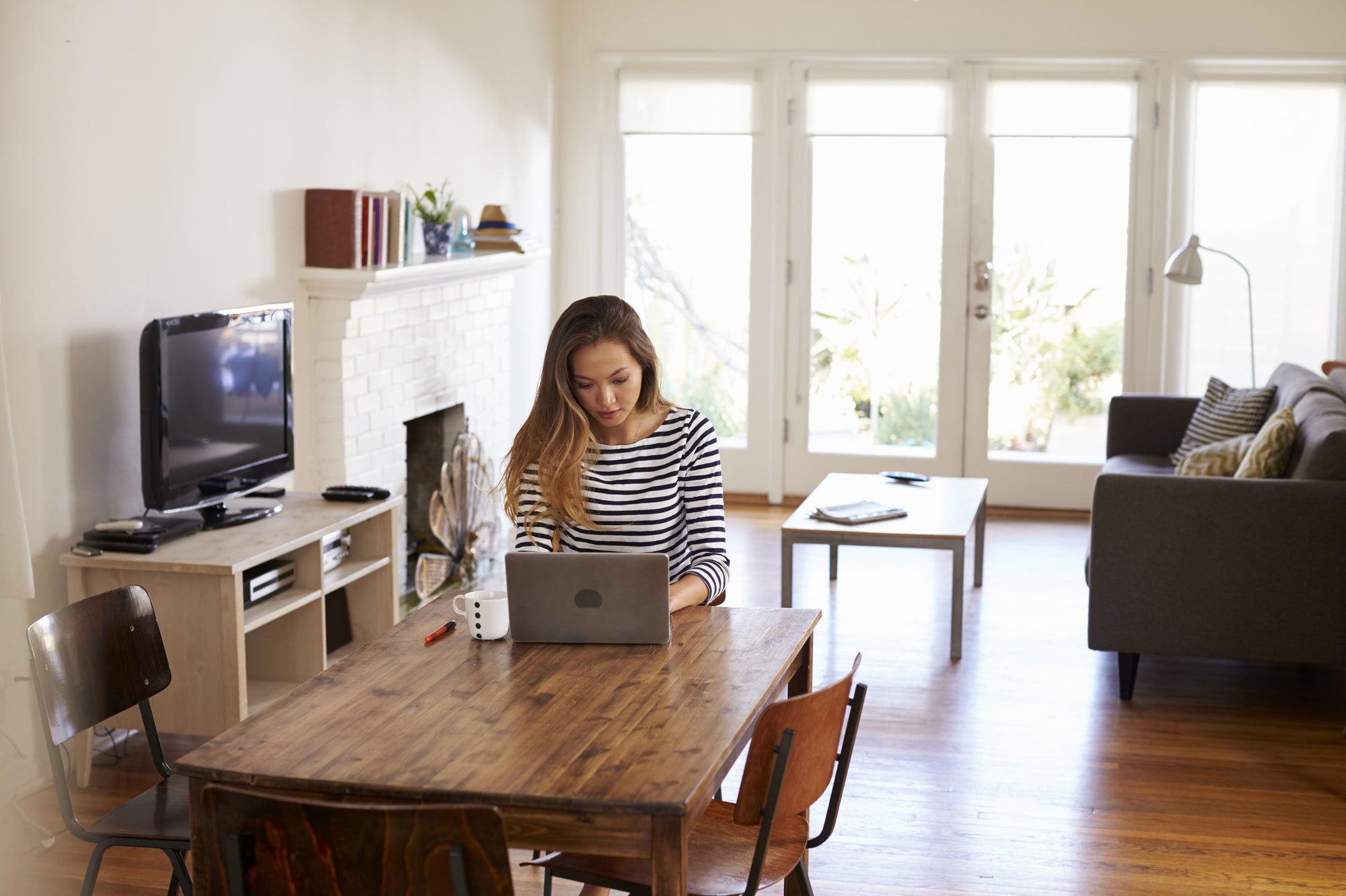 Is working from home the new normal?