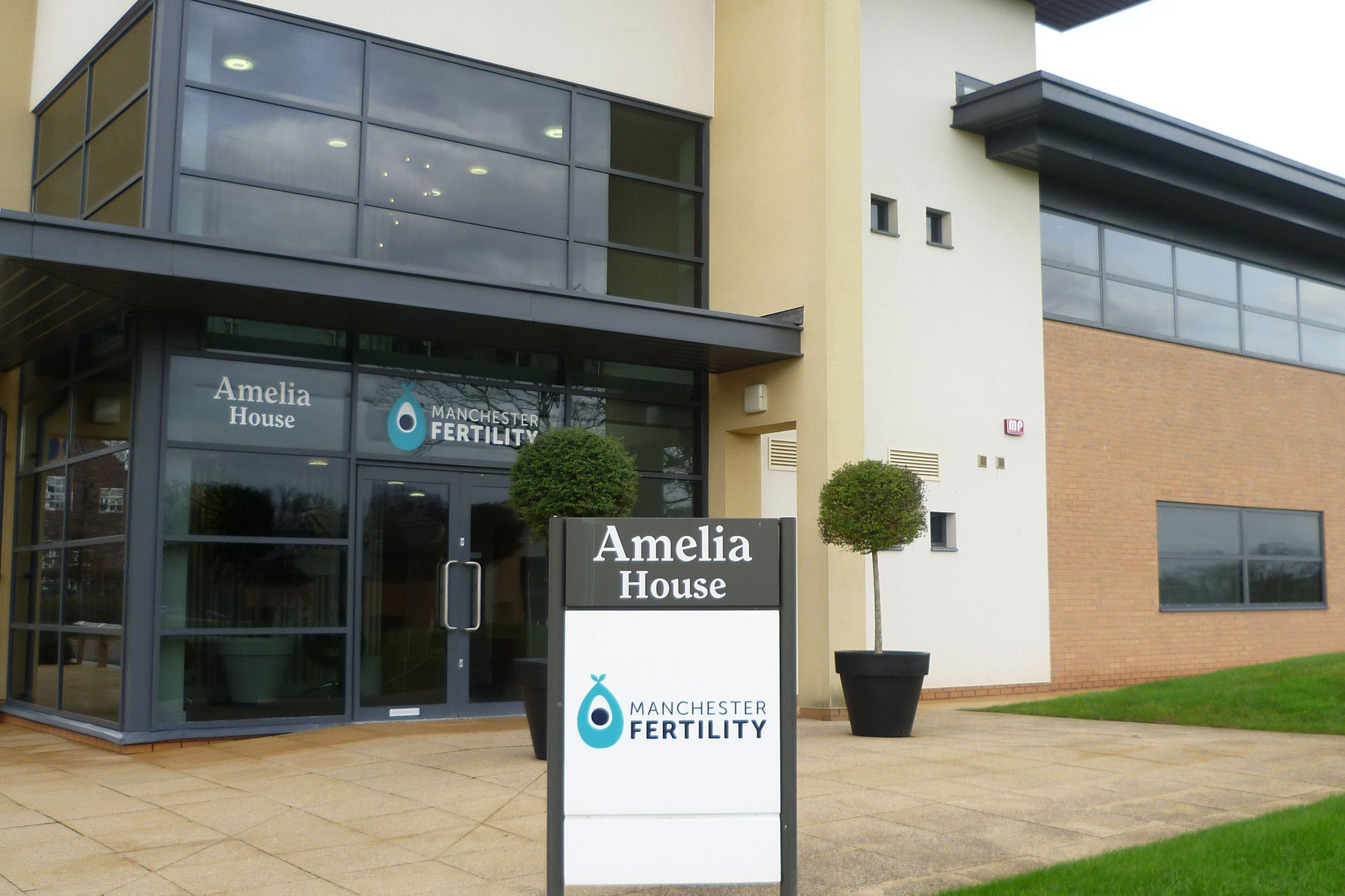 Healthy Nibbles Case Study with Manchester Fertility Clinic