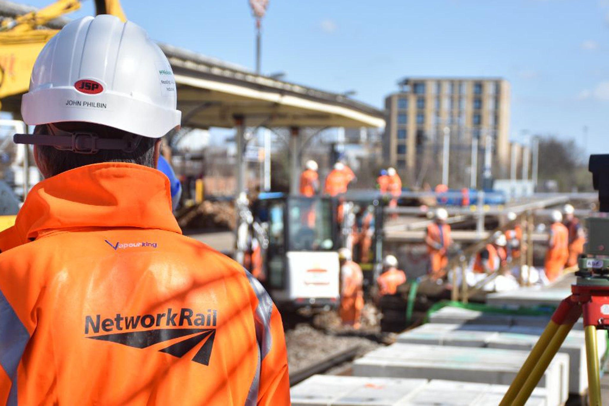 Case Study: Network Rail.