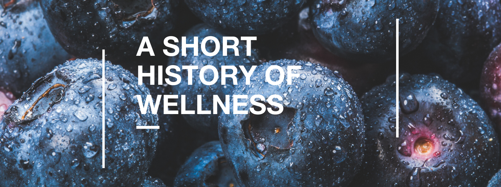 Where did wellness come from? And where will it go? A short history of wellness