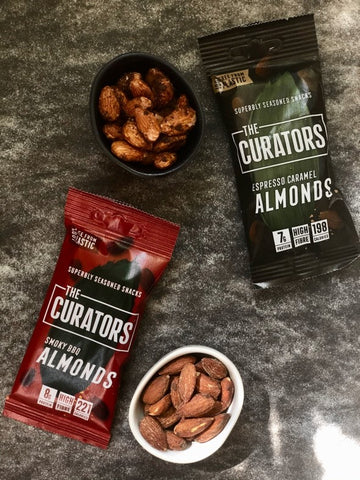 The Curators Almonds