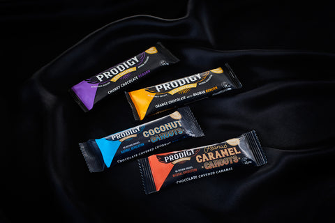 Prodigy Snack Bars with Healthy Nibbles