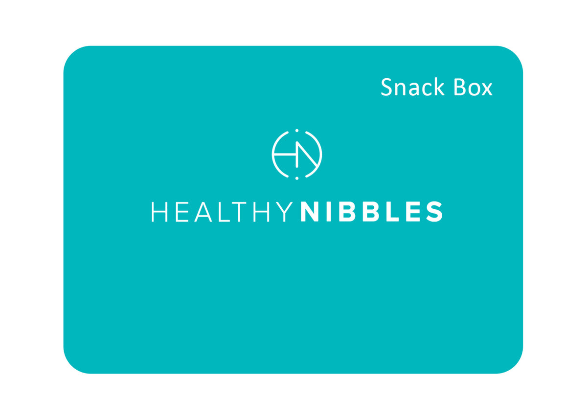 Gift Card Snack Box
