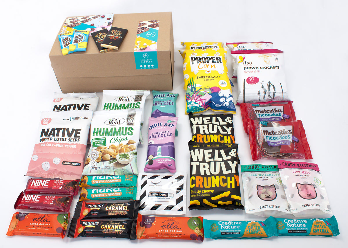Prepaid Snack 30 box - for 3 months