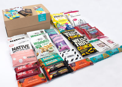 Prepaid Snack 30 box - for 12 months