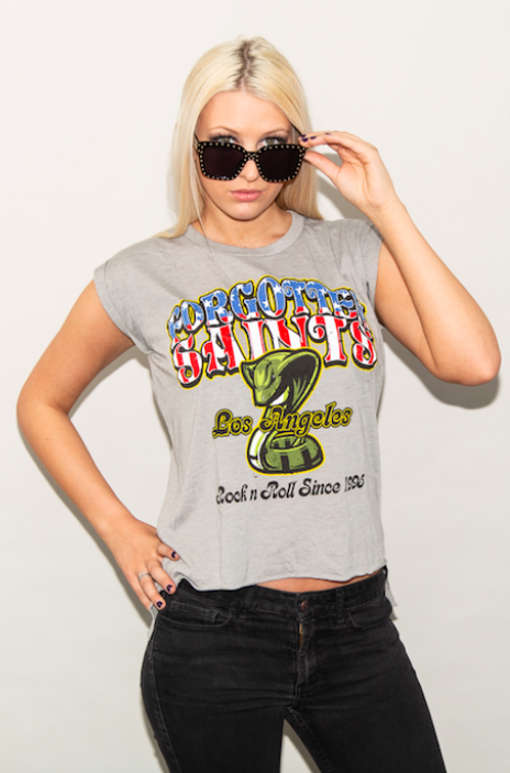 "FSLA ""Cobra 95"" Womens Muscle Tee"