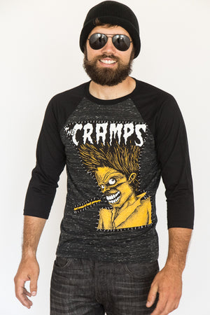 "FSLA ""The Cramps"" One of a Kind Baseball Sleeve"
